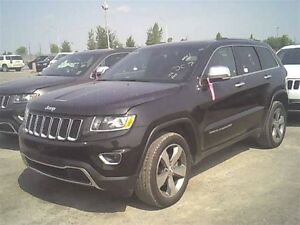 2015 Jeep Grand Cherokee Limited NAV, CAMERA DE RECUL, CUIR