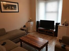 Large double room to let inc. all bills sharing with one professional