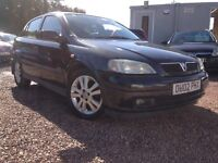 2002 VAUXHALL ASTRA SXI 1.6 1 YEAR MOT! ONLY £695!!