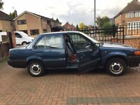 classic nissan sunny for sale in very good condition