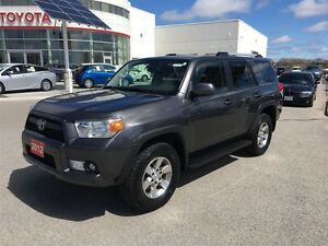 2012 Toyota 4Runner Toyota Certified SR5 4Runner! Your Search is