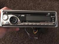 JVC KD BT11 stereo