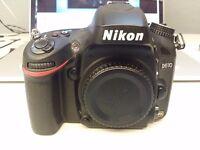 *MINT* Nikon D610 24MP DSLR + 16GB CARD + EXTRA EYE CUP