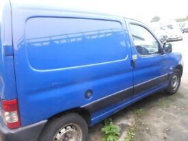 CITROEN erlingo Van, Passenger Side Sliding Door, 135,000 miles