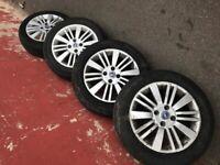 Fiat Punto Alloy Wheels