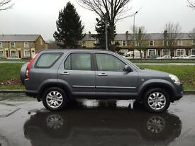 2006 Honda CR-V 2.2 Cdti Sport Model 6 Speed 12 Months Mot Estate Superb Condition Drives Awesome PX