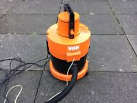 Vax Carpet Cleaner. Includes all parts.