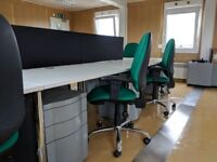 RENT - CALL CENTRE OFFICE FURNITURE MONTHLY - BEST PRICES IN THE UK -