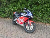 Aprilia Rs 125 Rossi rep full power
