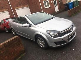 Vauxhall Astra convertible twin top 1.9cdti