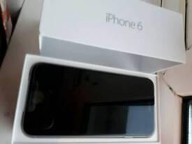 Brand new iPhone 6 32gb slate grey unwanted upgrade