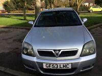 Vauxhall Vectra 2.2SRI