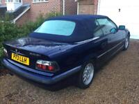 BMW E36 328i Convertible Manual - Spares Repairs Parts Restore
