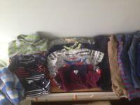 Boy's clothes 12-18 months FREE