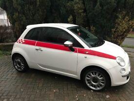 Fiat 500 Sport Rhd