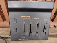 Camlink Stereo Sound mixer MX800