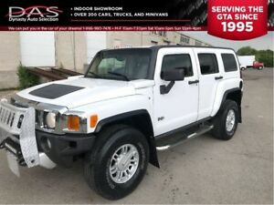 2009 Hummer H3 4x4/NAVIGATION/PUSH BAR