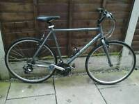 RIDGEBACK SPEED, ROAD BIKE, HYBRID, 700 ALLOY WHEELS,,
