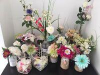 Wedding accessories including wedding jars