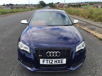 2012 Audi S3 Sline Black Edition 2.0TFSI 37K not gti gtd msport amg px