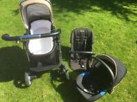 Silver cross Travel System and ISO Fix