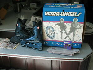 In-Line skates - Wayne Gretzky Ultra-wheels