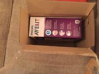 Avent breast pump new in box