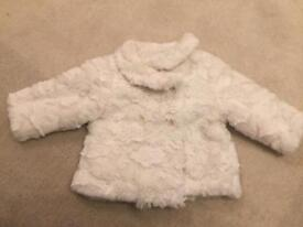 Marks and Spencer's coat 3-6 months