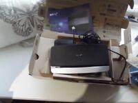 B.T. Home hub modem for wi-fi
