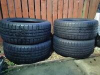 Nexen winter tyres 245/50r18 104v