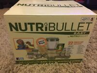 Nutribullet baby excellent condition