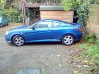 Hyudia coupe s runner or spares
