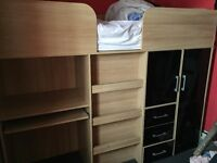 CABIN BED FOR SALE - IMMACULATE CONDITION.