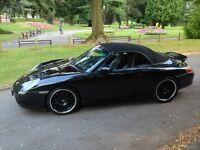 * Bargain * Porsche 911 3.6 996 Carrera 2 2dr convertible Petrol Manual - PX possible