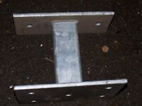 Small steel beam, 2 available