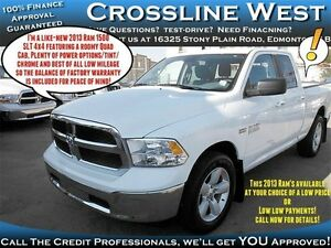2013 Dodge Ram 1500 SLT | SiriusXM | Low Km's | Great Towing |