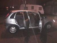 Vauxhall corsa for sale low miles 5 door