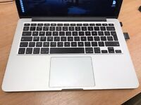 "Macbook Pro Retina 13"" Early 2015 edition"