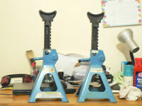heavy duty axle stands