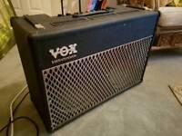 Vox ad50vt Guitar amp 2x12