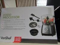 Vanshef food processor
