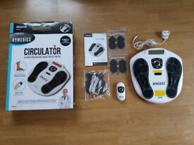 HoMedics Circulator in very good condition with no marks or scratches