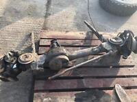 Land Rover Discovery Front Axle