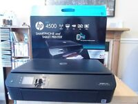 HP ENVY 4500 Smartphone and Tablet Printer