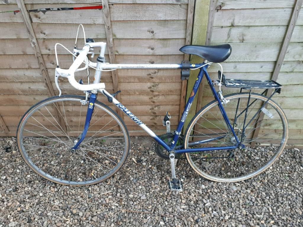 RETRO RALEIGH MERCURY RACER ONE OF MANY QUALITY BICYCLES FOR SALE
