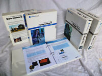 'COMPUTEACH' I.T. Fundamentals Home Learning Courseware (Stages 1 & 2, 2001) & Interactive Training.