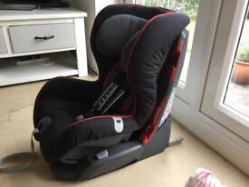 Porsche junior car seat for children from 9kg to 18kg (approx 9mth to 3.5 years)
