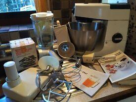 Retro vintage kenwood mixer