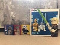 Lego Star Wars Canvas