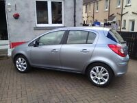 5door corsa alloy wheels 2lady owners from new.